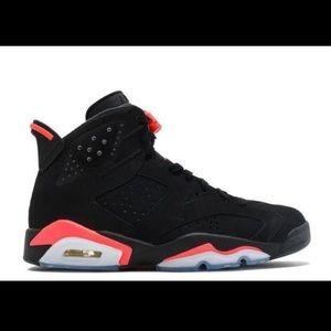 Jordan 6 retro infrared